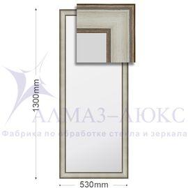 Зеркало в багетной раме М-164