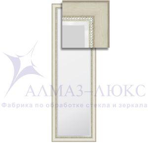 Зеркало в багетной раме М-166
