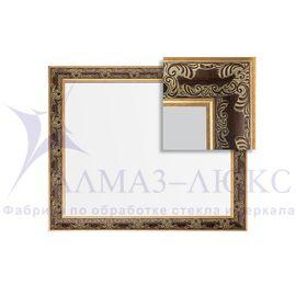 Зеркало в багетной раме М-194