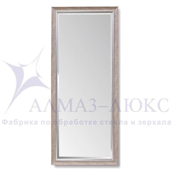 Зеркало в багетной раме М-212 (120х50) в Минске и Беларуси