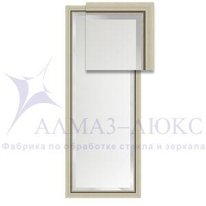 Зеркало в багетной раме М-224