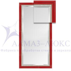 Зеркало в багетной раме М-225
