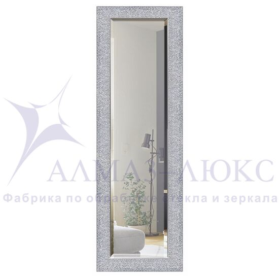 Зеркало в багетной раме М-240 (170х55) в Минске и Беларуси