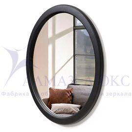 Зеркало круглое в деревянной раме М-250 в Минске и Беларуси