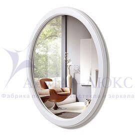 Зеркало круглое в деревянной раме М-251 в Минске и Беларуси