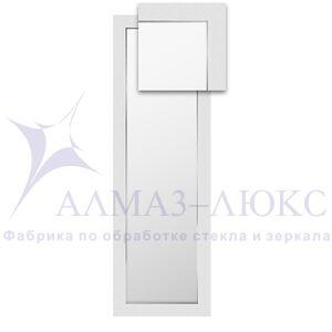 Зеркало в багетной раме М-261