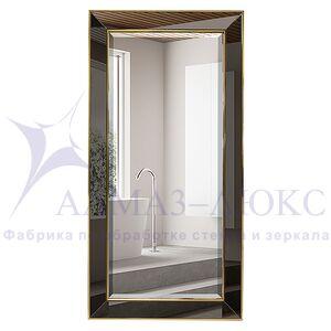 Зеркало в багетной раме М-276