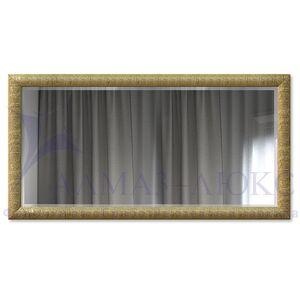 Зеркало в багетной раме М-295 (120х60)
