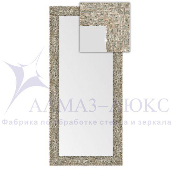 Зеркало в багетной раме М-296 (120х55) в Минске и Беларуси