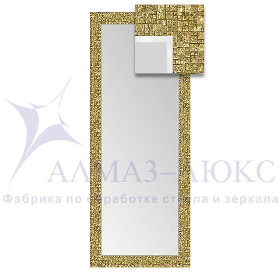 Зеркало в багетной раме М-298 (140х55) в Минске и Беларуси