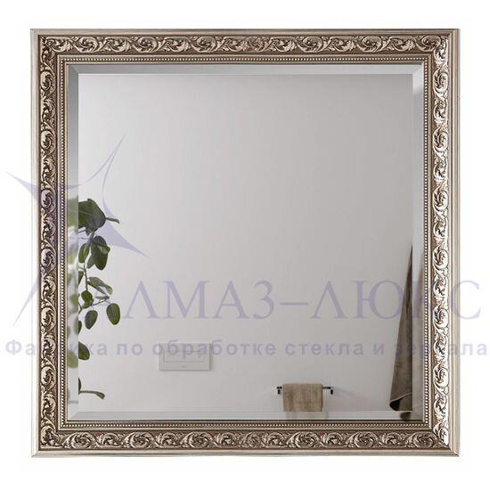 Зеркало в багетной раме М-304 (80х80) в Минске и Беларуси