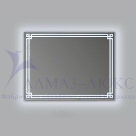 Зеркало с подсветкой ЗП-19