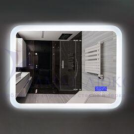 Зеркало с подсветкой ЗП-СМТ-28 с блютузом (80х60) в Минске и Беларуси