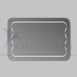 Зеркало с подсветкой ЗП-04