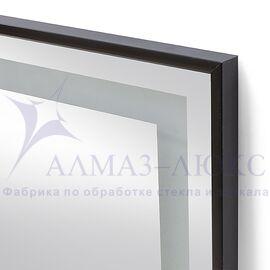 Зеркало с подсветкой в раме ЗП-102 в Минске и Беларуси
