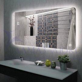 Зеркало  с подсветкой  ЗП-11