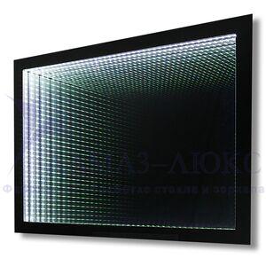 """Зеркало с подсветкой """"туннель"""" ЗП-120"""
