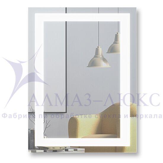Зеркало с подсветкой ЗП-43