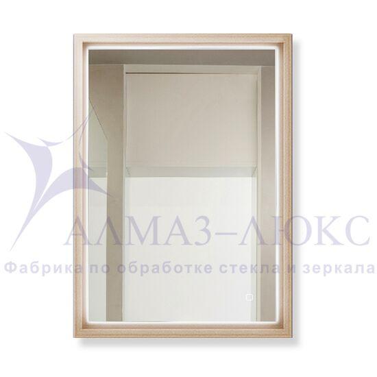 Зеркало с подсветкой  в багетной раме ЗП-49 в Минске и Беларуси