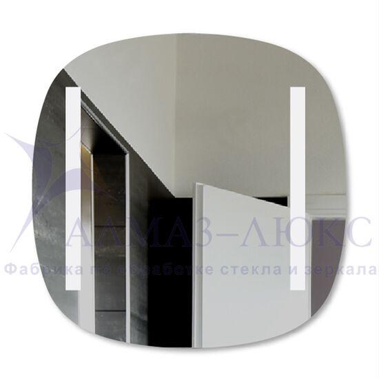 Зеркало с подсветкой ЗП-67