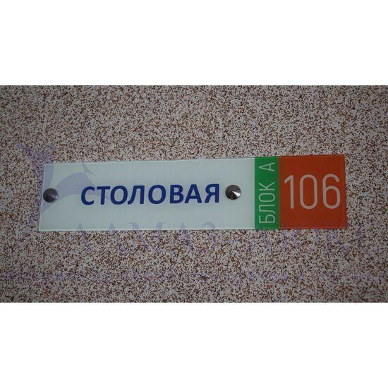 Вывески, таблички, информационные  доски