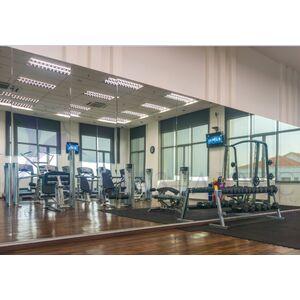 Зеркала в хореографические и спортивные залы