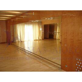 Зеркала в хореографические и спортивные залы в Минске и Беларуси
