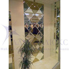 Зеркальная плитка, мозаика, панно в Минске и Беларуси