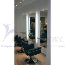 Зеркала в парикмахерские, салоны красоты