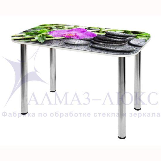 Стол обеденный стеклянный СО-Д-02-40