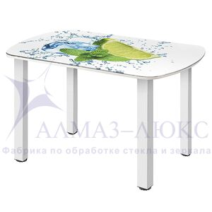 Стол обеденный стеклянный СО-Д-03-24
