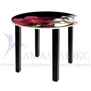 Стол обеденный стеклянный СО-Д-10-10