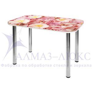 Стол обеденный   стеклянный СО-Д-02-16