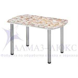 Стол обеденный  стеклянный  СО-Д-03-3