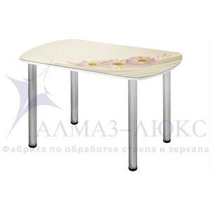Стол обеденный  стеклянный  СО-Д-03-8
