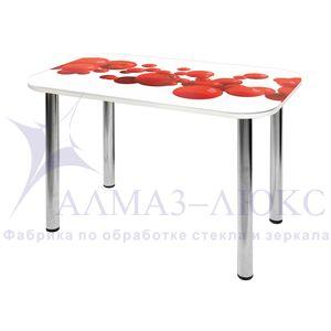 Стол обеденный  стеклянный  СО-Д-02-10