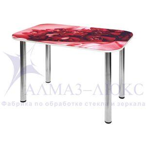 Стол обеденный  стеклянный  СО-Д-02-17