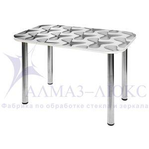Стол обеденный стеклянный СО-Д-02-26