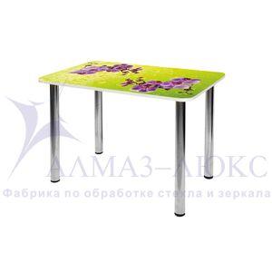Стол обеденный стеклянный  СО-Д-01-10