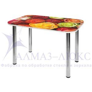 Стол обеденный  стеклянный  СО-Д-02-3