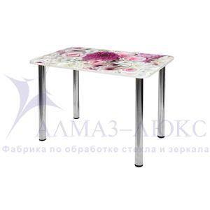 Стол обеденный  стеклянный СО-Д-01-15