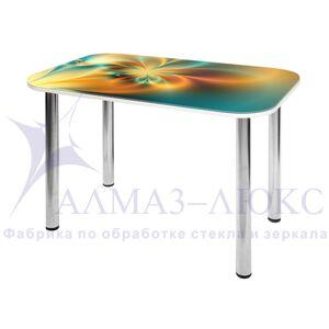 Стол обеденный  стеклянный  СО-Д-02-2